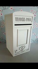 Wedding Post Box FOR SALE