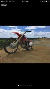 08 Crf450r with ownership