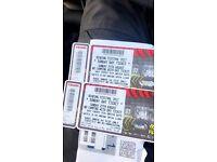 reading festival sunday ticket
