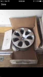 BMW Rims- LIKE NEW perfect for Winter Tires