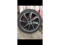 Black Wolfrace Alloys