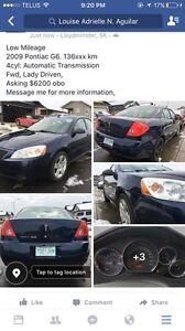 """2009 Pontiac G6 """"Low Mileage"""" $6200obo"""