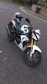 2014 mototek 125cc