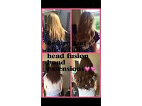 Mobile hairdressing and hair extensions