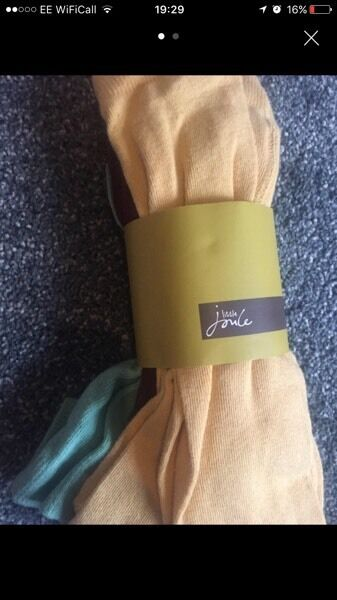 3-4 years Joules tights brand new