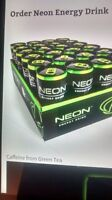 Neon Healthy Energy Drink
