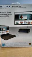 Netgear: Push2TV HD Wirelessly Display Your Laptop Screen