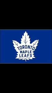 Two Tickets to MAPLE LEAFS vs FLORIDA PANTHERS