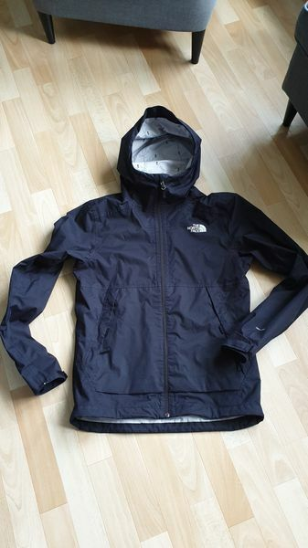 TOP THE NORTH FACE DRYVENT OUTDOORJACKE HARDSHELLJACKE MILLERTON SCHWARZ  S