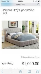 ISO King bed frane