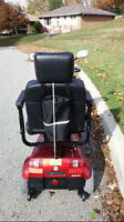 FOR SALE-Fortress 1700/DT Scooter-New Price For Spring!