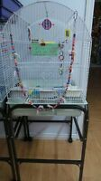 Bird cages as low as 31.00 dollars