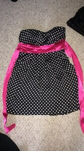 Strapless dress with pockets!  Edmonton Edmonton Area image 1