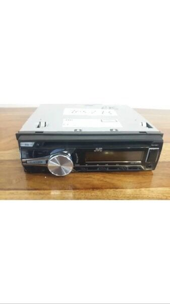 JVC KD R451 stereo with front USB and aux port