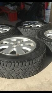 "15"" WANLI Winter Challenger Tires on Rims  Cambridge Kitchener Area image 5"