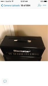 Black star Series One EL34 100W Head Regina Regina Area image 2
