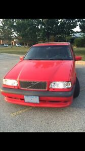 1996 VOLVO 850R FOR SALE - EXCELLENT CONDITION!