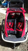 two seater bicycle trailer (chariot) MEC