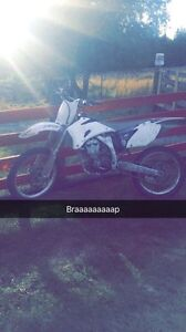 2008 Yamaha yz250f  ( need gone )