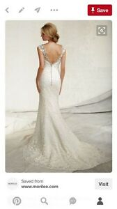 Designer wedding gown Sarnia Sarnia Area image 2