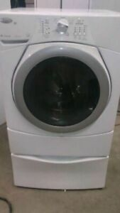 Washers Front Load/Pedistal HE Models ~ DURHAM APPLIANCES LTD.