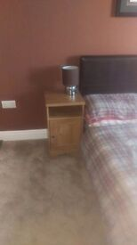 Matching Bedside Tables / Cabinets