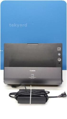 CANON IMAGEFORMULA M111241 USB COLOR DOCUMENT SCANNER % (263675)