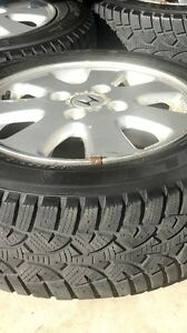 "15"" WANLI Winter Challenger Tires on Rims  Cambridge Kitchener Area image 9"