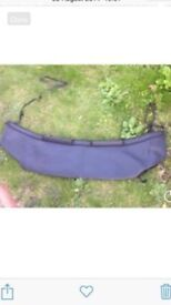 Vw passat bonnet/ stone cover