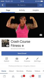Online certified personal trainer  Yellowknife Northwest Territories image 1