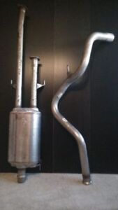 toyota tundra exhaust system
