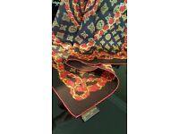 Louis Vuitton 65cm square silk scarf