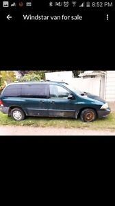 200 ford windstar