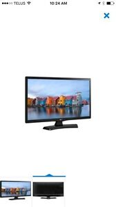 Brand-new factory sealed LG LED TV 22 inch