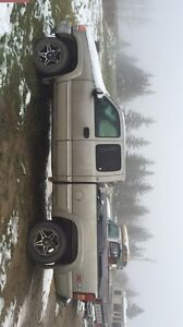 2002 4x4 GMC Sierra fully loaded for parts! NEED GONE