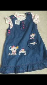 Brand new girls outfit 18-24 months