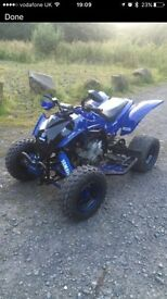 Price reduced - Yamaha 600 quad 2008 - Raptor styling. Or SWAP.