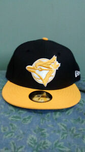 Toronto BLUE JAYS Special Edition New Era Cap ☆Brand NEW☆ yellow