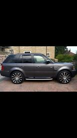 Range Rover Sport 2.7 d HSE. Poss swap or px sensible offers considered