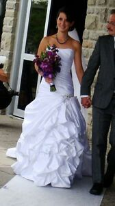 PRICE to sell  **** Maggie Sottero - Nicolette dress style Cambridge Kitchener Area image 8
