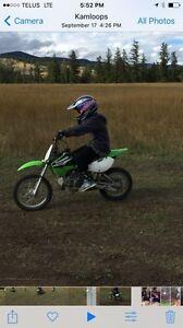 2006 Klx 110 $1500