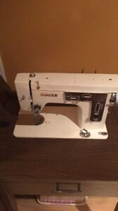 White Vintage Sewing Machine London Ontario image 3