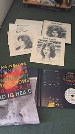 Various Radiohead, Thom York and Nick Drake vinyl and cds. Offers accepted.
