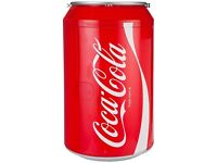 Coca Cola 10 Litre Coke Can Fridge