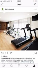 Bodytone Cardio Gym Equipment