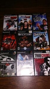 Games for $5 (PS2, PSP, SNES, N64, PS3)  West Island Greater Montréal image 8