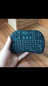 Rii MINI WIRELESS KEYBOARDS BRAND NEW GREAT FOR ANDROID BOXES Kitchener / Waterloo Kitchener Area image 2