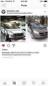 Auto Body Repair For EXTEREMELY LOW PRICES.Call Now