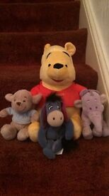 Disney cuddle toys
