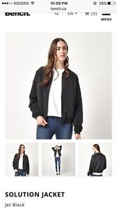 Bench women's jacket brand new